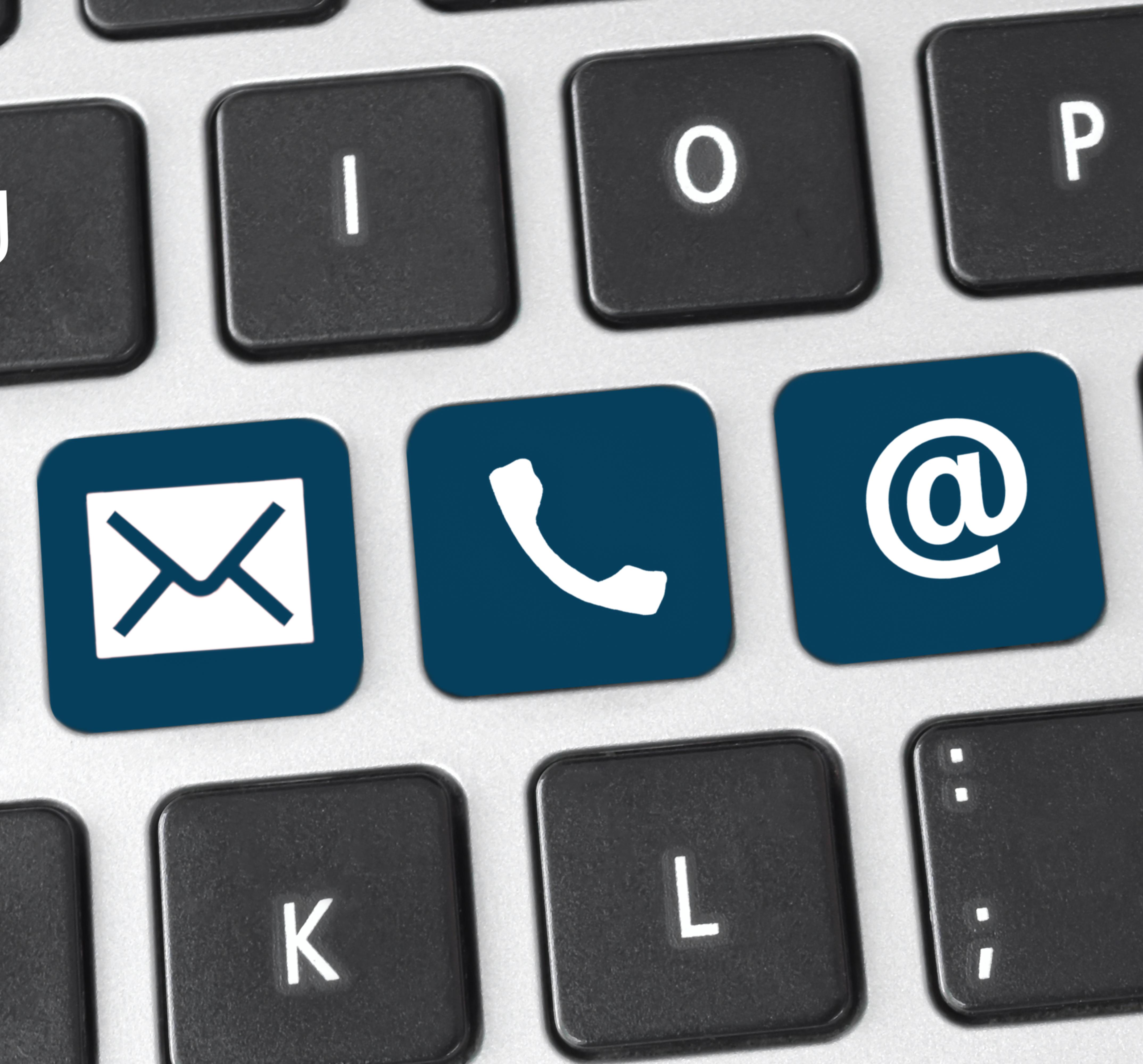 Neem contact op met webdesign bureau