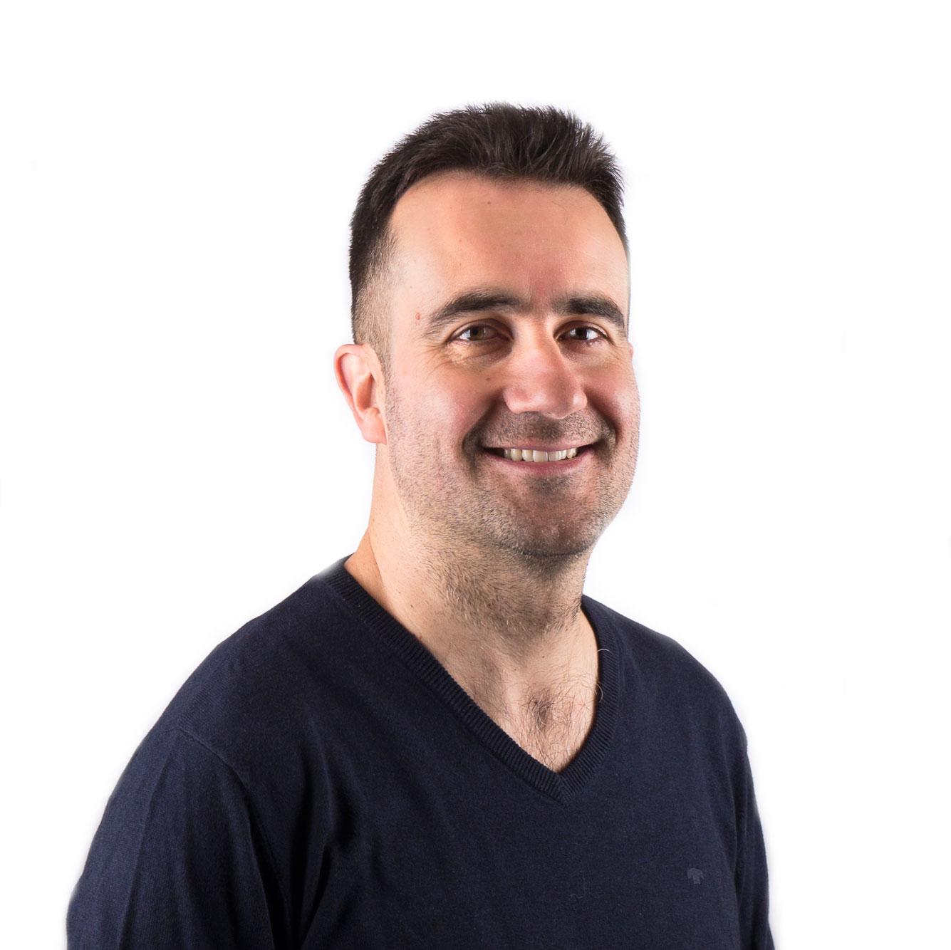 Tony, webdesigner van Siting